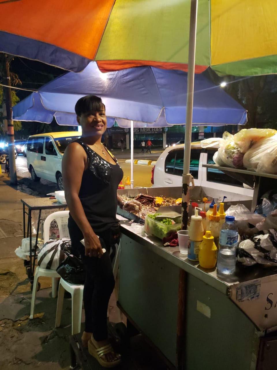 La Morena: El drama de una mujer en el negocio informal