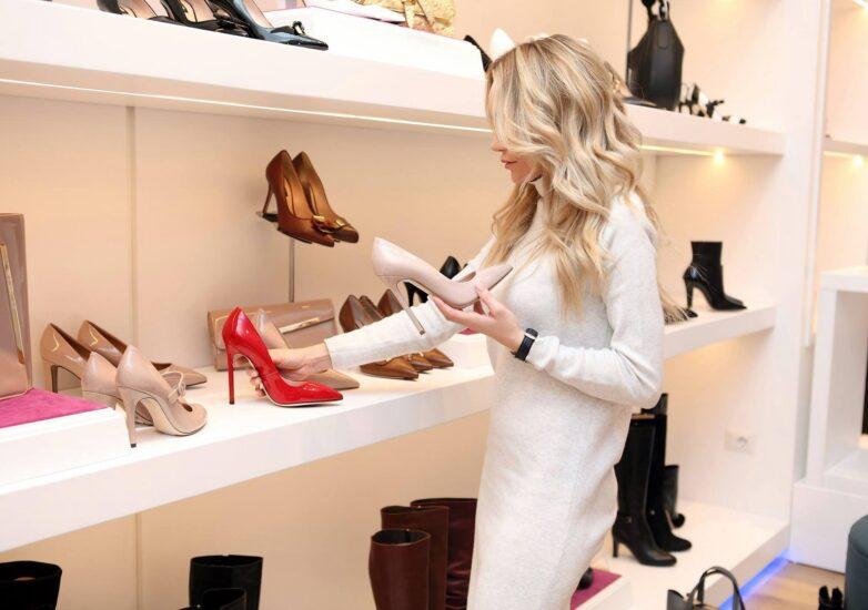 Cerrado o abierto ¿Cómo prefieres el zapato?