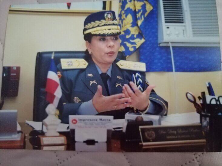 Daisy Liriano: La mujer que estrenó el generalato femenino en la Policía Nacional