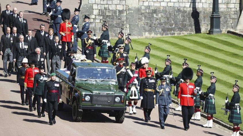 El príncipe Felipe planeó los detalles de su propio funeral