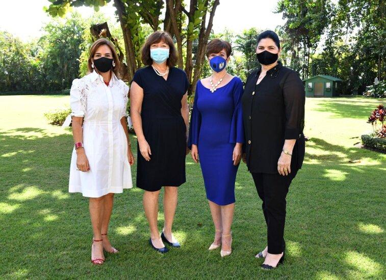 La Asociación de Damas Diplomáticas estrena directiva