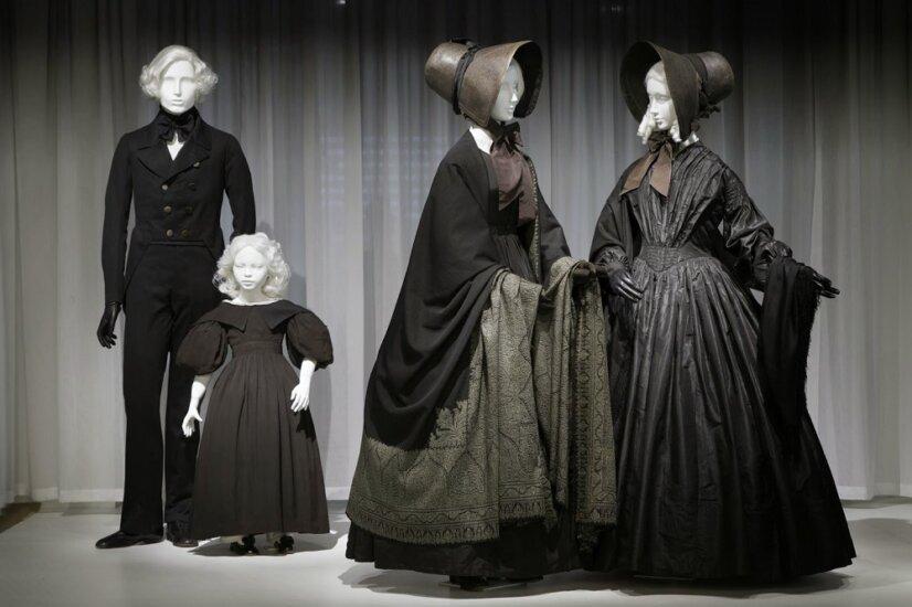 El color negro como símbolo de luto ¿De dónde viene esta tradición?
