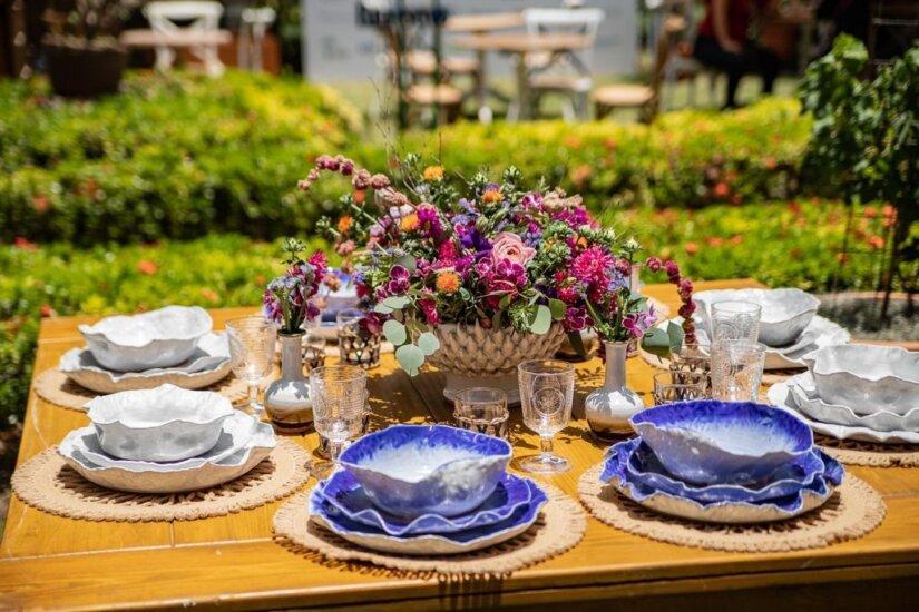 La propuesta de Plato Roto para decoración de mesas