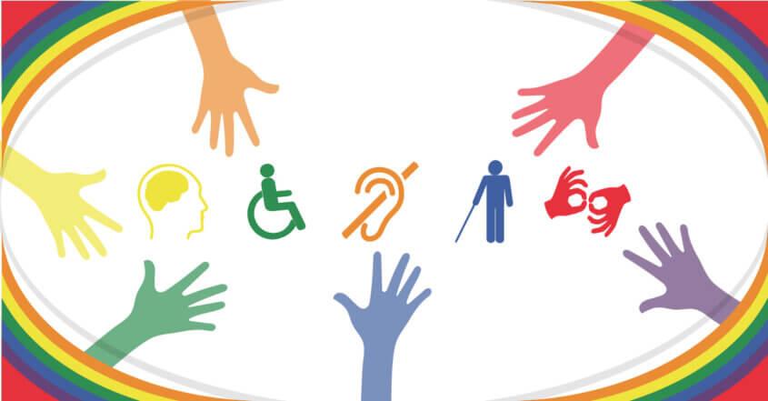 Eventos inclusivos: Retos y satisfacciones