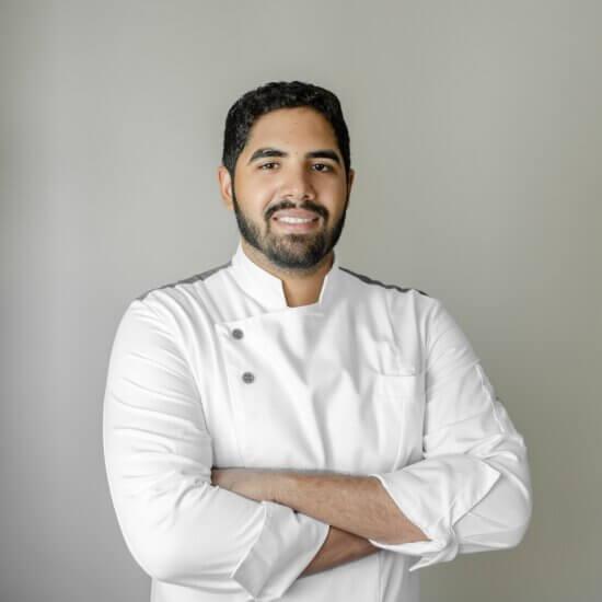 Chef Alejo: un artista de la gastronomía que va camino al éxito