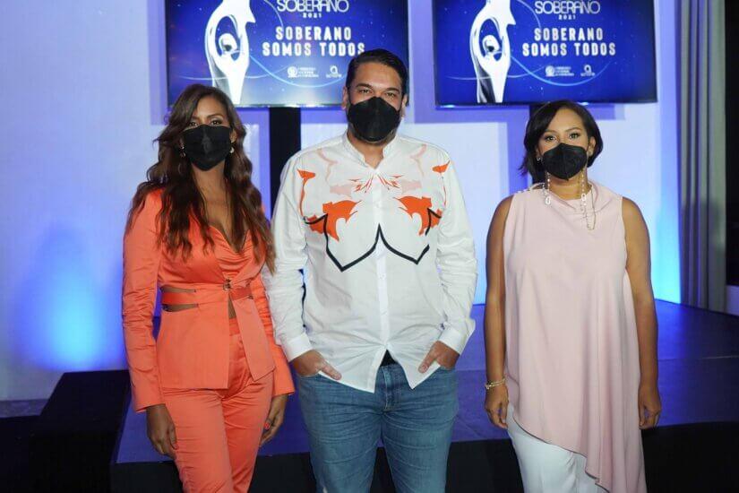 ¿Quiénes son los diseñadores del vestuario de Premios Soberano?