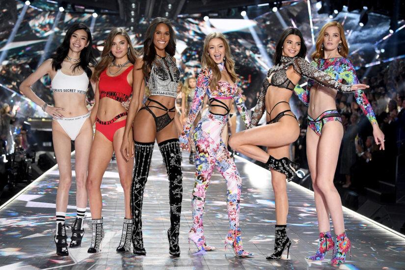Las medidas perfectas ya no son un requisito para Victoria's Secret
