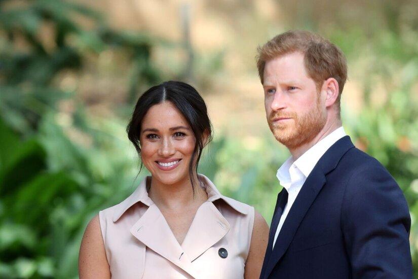 Los duques de Sussex dan la bienvenida a su segunda hija