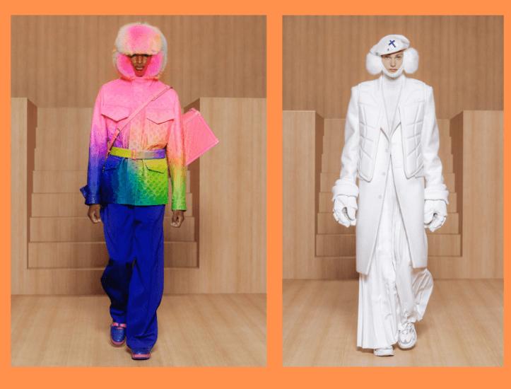¡Solo para hombres! Louis Vuitton presenta Primavera-Verano 2022