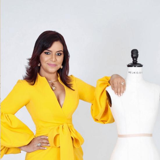 Melkis Díaz: Empresaria, diseñadora de moda y filántropa